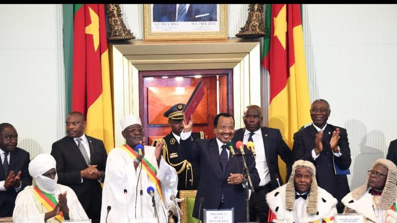 Another Mandate for President Biya as Cameroon hits the most turbulent period of its history