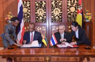 Mozambique and Thailand To Ease Visa Restrictions for Nationals