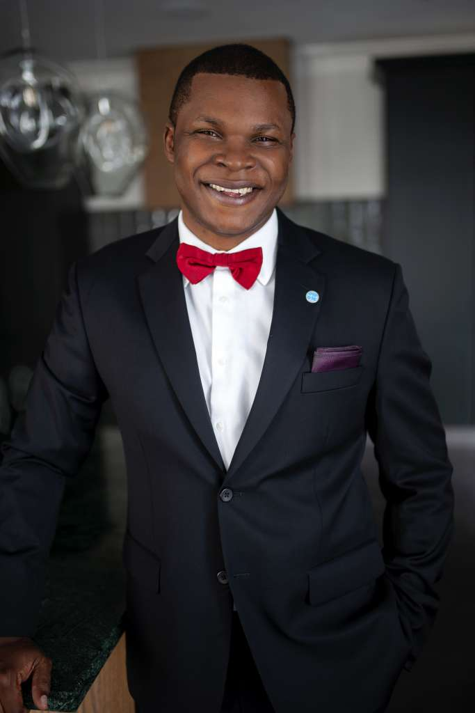 NJ Ayuk is the founder and CEO of Centurion Law Group and the executive chair of the Africa Energy Chamber of Commerce.