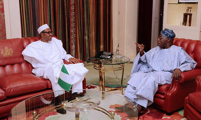 OBJ To PMB:  'Nigeria is back to Abacha's era'