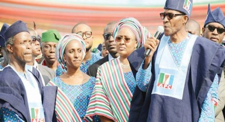 Buhari Vow Not To Spend Treasury Money On Campaign