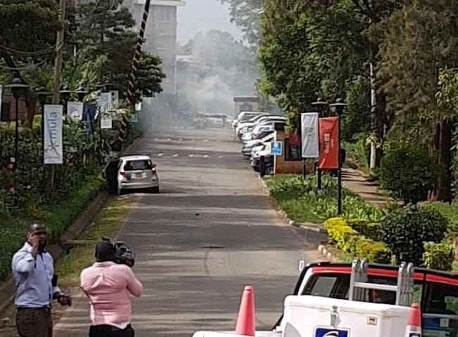 Kenya:More suspects nabbed in connection to Dusit D2 terrorist attack