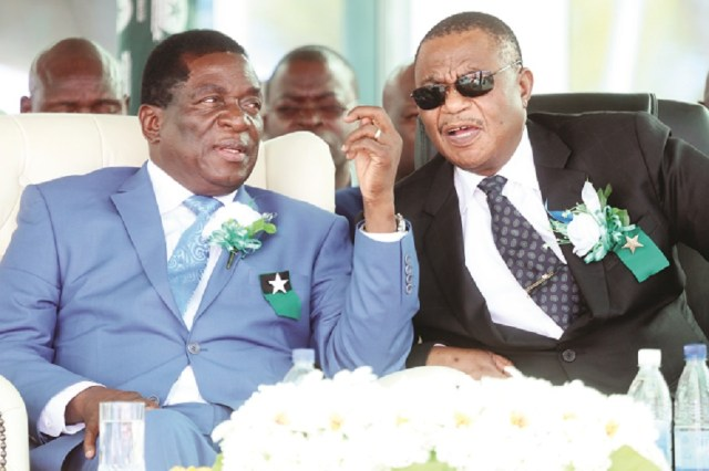 Response to Doctors Strike shows Conflicting Skills and Leadership Qualities in Mnangagwa and Chiwenga
