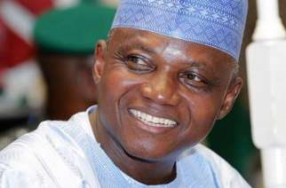 Garba Shehu Senior Special Assistant to the President on Media and Publicity SSA Media