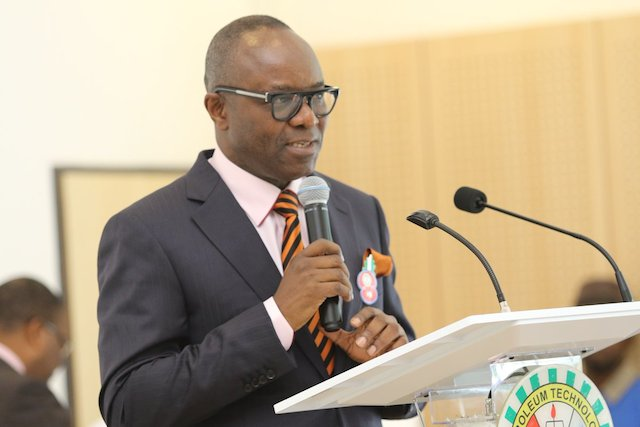 Minister of State for Petroleum Resources, Mr. Ibe Kachikwu