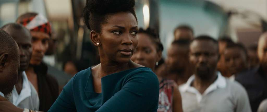Genevieve Nnaji stars and directs in the Netflix-backed Lionheart