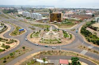Malabo Financial District, Equatorial Guinea