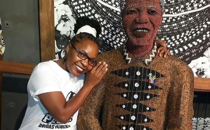 Mozambican woman human rights defender facing threats