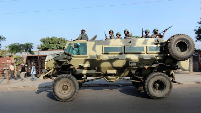 Night curfew declared in Mozambican city in response to the wave of extremist attacks