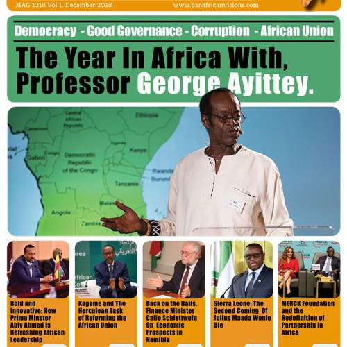 PAV News Magazine VOL 6 -December 2018