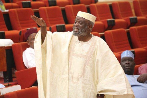 Chief Whip of the Senate, Senator Olusola Adeyeye