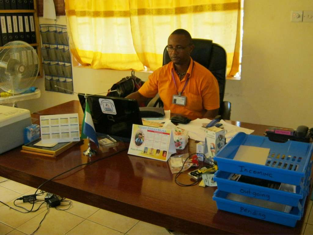 Foday Teddy Musa