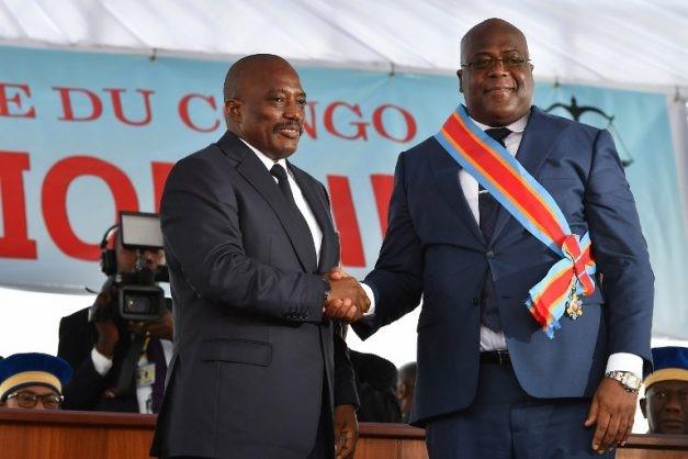 Unifying Congo My First Priority-Felix Tshisekedi