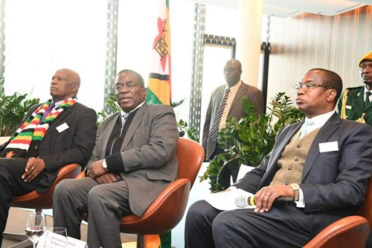 Zimbabwe:Mnangagwa , Ncube and Mangundya  Assure Panicking Nation On Scarce Basic Commodities ..