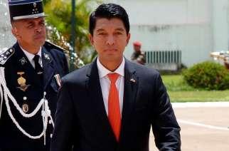 President of Madagascar, Andry Rajoelina