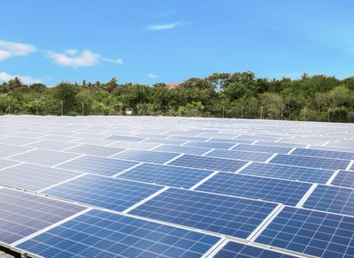 REDAVIA Solar Farm in Ghana
