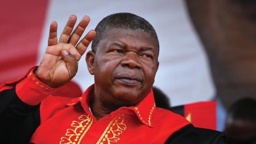 João Lourenço has been president of Angola since 26 September 2017
