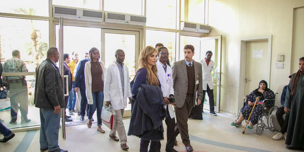 Merck Foundation partners with  National Cancer Institute of Egypt to provide  Master Degree in Medical Oncology for African Doctors
