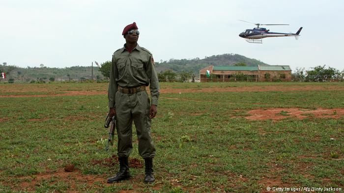 Mozambican journalist arrested, held in military base