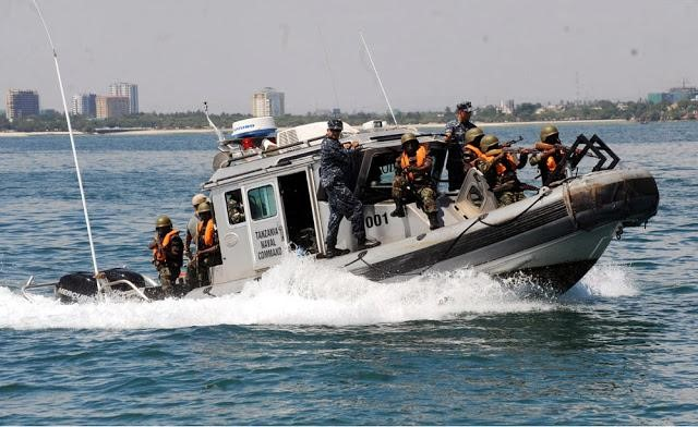 US, Mozambique and other partners carry out military exercises in the north of the Mozambican coast