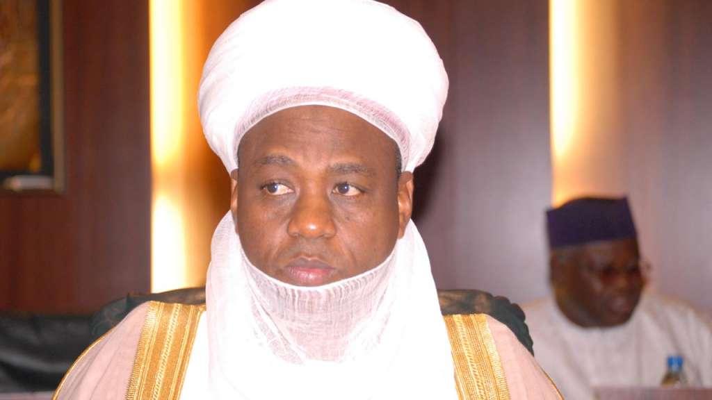 His Eminence Muhammadu Sa'ad Abubakar III