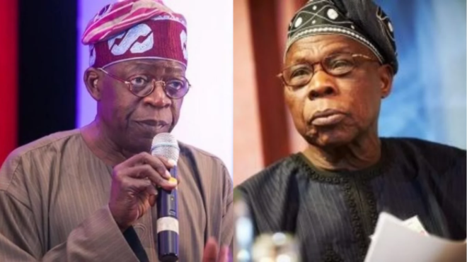 Tinubu Reply's OBJ:  Keep quite and retire to your farm in Ota