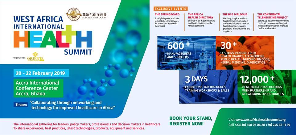 Ghana to host West Africa International Health Summit