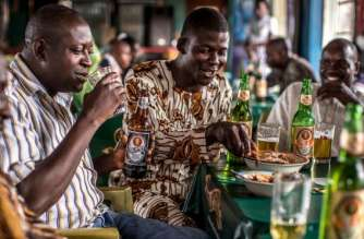 Beer drinkers go on vacation in Zimbabwe as giant beverages supplier demands payments in US$