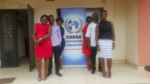 Authorities at the Center for Human Rights and Democracy in Africa, CHRDA