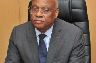 Jean Claude Brou, President of the ECOWAS Commission