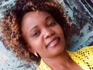 Caroline Mwatha's body was found at Nairobi City Mortuary. Photo: Rine Mbeki/Facebook.