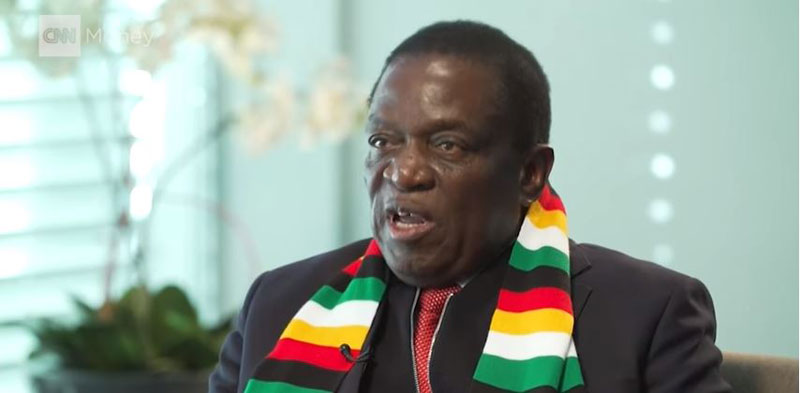 President Mnangagwa Sets The Pace For Talks With All Opposition Parties..