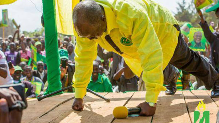 "Tanzanian President John Pombe Magufuli has earned the nickname the ""Bulldozer"" as he cracks down on wasteful spending and corruption"