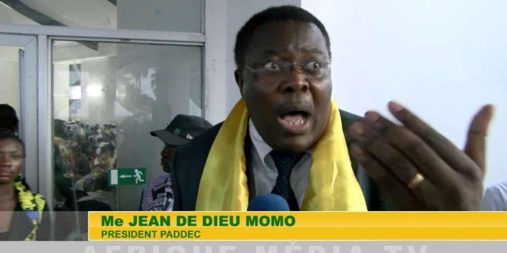 Jean de Dieu Momo