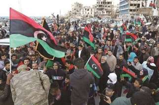 "Libya Celebrates ""8th Revolution Anniversary"""