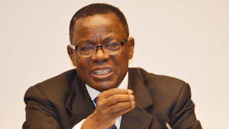 Maurice Kamto, Leader of Cameroon Renaissance Movement