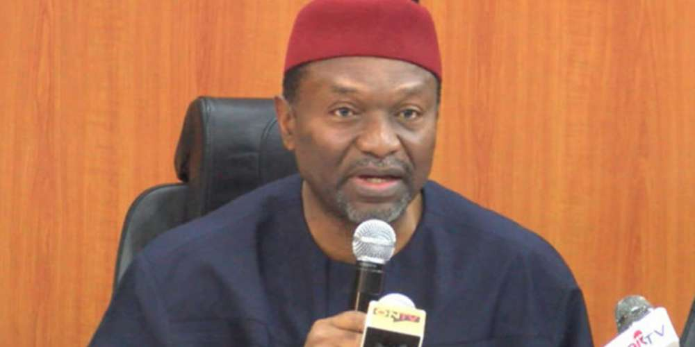Nigeria's minister of Budget and National Planning, Udoma Udo