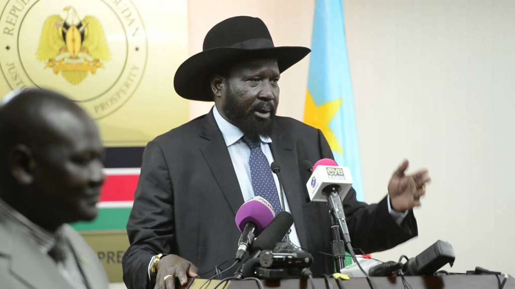 President Kiir