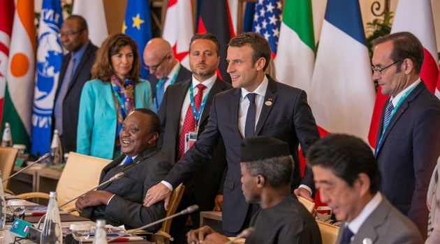 French President expected in Kenya next month