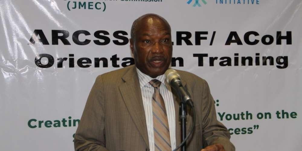 Ambassador Augustino Njoroge
