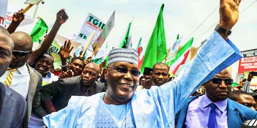 Some Nigerians have been urging PDP's flagbearer Atiku Abubakar to concede