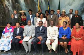 Namibia:Geingob Unveils Commission of Inquiry on Ancestral Land