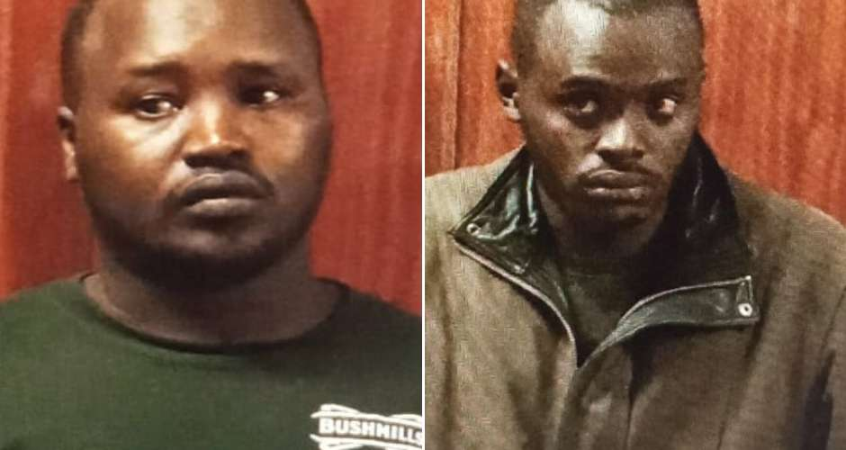 Kenya:Two in Court in connection to bank hacking