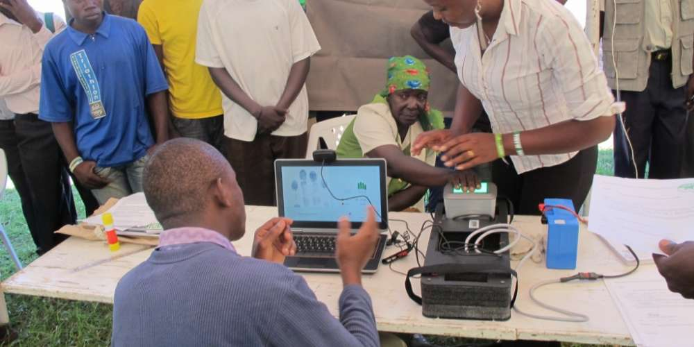 Kenya:Government's Biometric registration project faces strong opposition