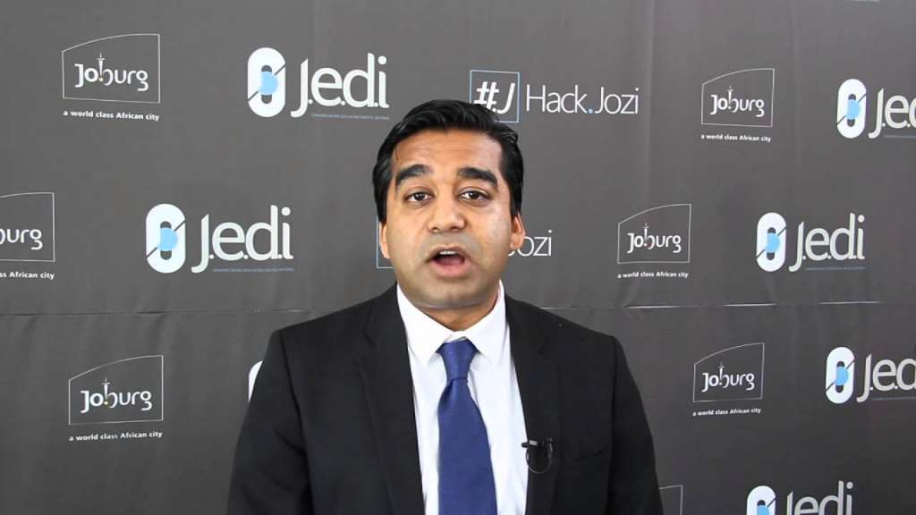 Kethan Parbhoo, Chief Marketing and Operations Office at Microsoft South Africa.