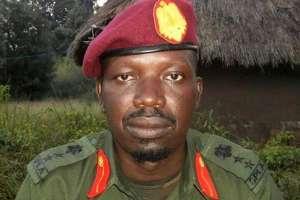 SPLA- IO deputy military spokesman, Col. Lam Paul Gabriel