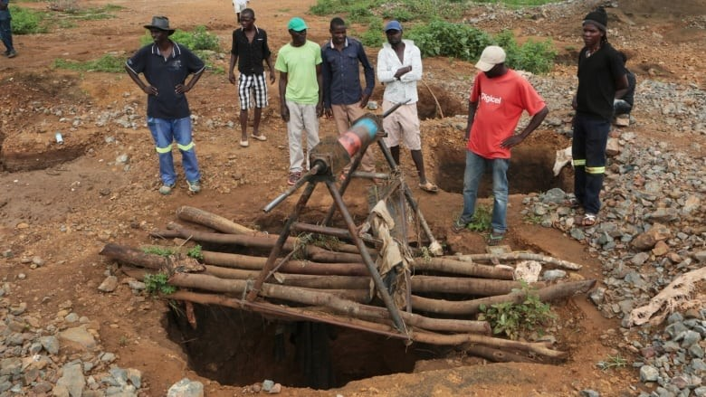 Dozens Die In Flooded Mine in Zimbabwe