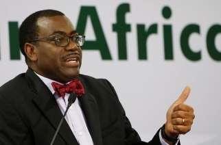President of the African Development Bank Dr Akinwumi Adesina