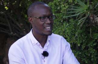 Amnesty International's Seif Magango