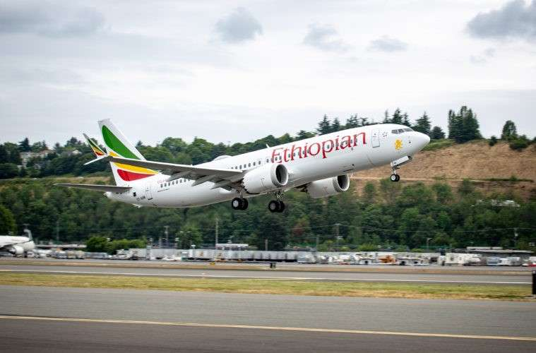 Black box for Ethiopian airlines flight number ET 302 found